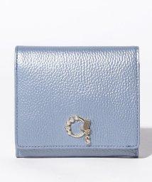 LANVIN en Bleu(BAG)/ミュゲ 2つ折り財布/503332766