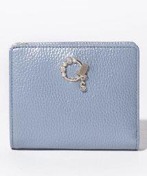 LANVIN en Bleu(BAG)/ミュゲ コンパクト財布/503332767