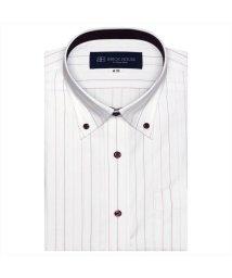 BRICKHOUSE/ワイシャツ 半袖 形態安定 ボタンダウン 再生ポリエステル/503351072