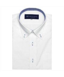 BRICKHOUSE/ワイシャツ 半袖 形態安定 ボタンダウン 透け防止/503351074