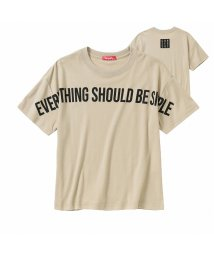 MAC HOUSE(kid's)/Simplify シンプリファイ ビッグTシャツ EJ203-KB130/503351087