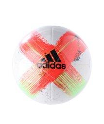 adidas/アディダス adidas ジュニア サッカー 練習球 アディダス キャピターノ4号球 白色 AF4879W/503351958