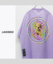 1111clothing/ビッグtシャツ メンズ ビッグシルエット レディース tシャツ 半袖 ビッグシルエットtシャツ 半袖tシャツ プリントtシャツ オーバーサイズ tシャツ 犬 柄/503352263