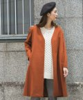 URBAN RESEARCH OUTLET/【DOORS】ウールノーカラーコート/503326613