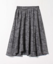 agnes b. FEMME/QJ0Y JUPE SPORT b. カモフラージュ柄スカート/503347966