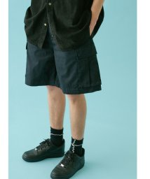 monkey time/<monkey time> C/R STAIN ST CARGO SHORT PANTS/カーゴパンツ/503350876