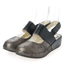 EU Comfort Shoes/ヨーロッパコンフォートシューズ EU Comfort Shoes サンダル (ブラック)/503352010