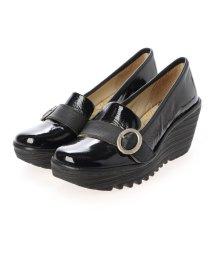 EU Comfort Shoes/ヨーロッパコンフォートシューズ EU Comfort Shoes パンプス (ブラック)/503352019