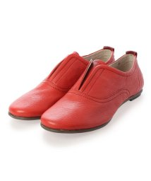 EU Comfort Shoes/ヨーロッパコンフォートシューズ EU Comfort Shoes フラットシューズ (レッド)/503352021