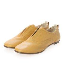 EU Comfort Shoes/ヨーロッパコンフォートシューズ EU Comfort Shoes フラットシューズ (イエロー)/503352023