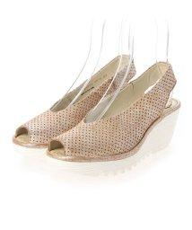 EU Comfort Shoes/ヨーロッパコンフォートシューズ EU Comfort Shoes サンダルパンプス (ベージュ)/503352027