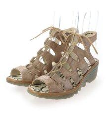 EU Comfort Shoes/ヨーロッパコンフォートシューズ EU Comfort Shoes サンダル (ベージュ)/503352028
