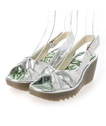 EU Comfort Shoes/ヨーロッパコンフォートシューズ EU Comfort Shoes サンダル (シルバー)/503352067