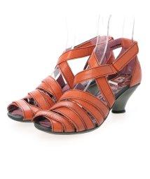 EU Comfort Shoes/ヨーロッパコンフォートシューズ EU Comfort Shoes サンダル (オレンジ)/503352091