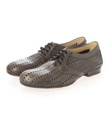 EU Comfort Shoes/ヨーロッパコンフォートシューズ EU Comfort Shoes レースアップシューズ (ブラック)/503352103