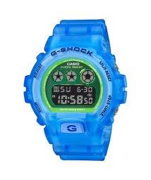 G-SHOCK/【G-SHOCK】Color Skeleton Series / DW-6900LS-2JF / Gショック (クリアブルー×イエロー)/503352106