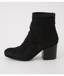 LAGUA GEM/MESH COVERED SPRING BOOTS/503352743