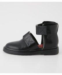 LAGUA GEM/W BELT BOOTS SANDAL/503352857