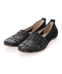 EU Comfort Shoes/ヨーロッパコンフォートシューズ EU Comfort Shoes フラットシューズ (ブラック)/503354058