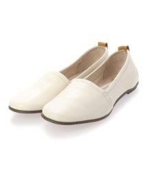 EU Comfort Shoes/ヨーロッパコンフォートシューズ EU Comfort Shoes フラットシューズ (ホワイト)/503354059