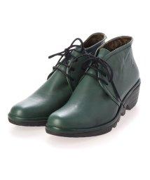 EU Comfort Shoes/ヨーロッパコンフォートシューズ EU Comfort Shoes ショートブーツ (グリーン)/503354071