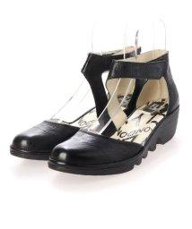 EU Comfort Shoes/ヨーロッパコンフォートシューズ EU Comfort Shoes サンダル (ブラック)/503354078