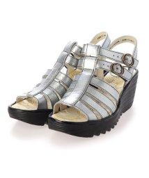 EU Comfort Shoes/ヨーロッパコンフォートシューズ EU Comfort Shoes サンダル (シルバー)/503354095