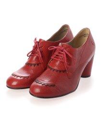 EU Comfort Shoes/ヨーロッパコンフォートシューズ EU Comfort Shoes レースアップシューズ (レッド)/503354100