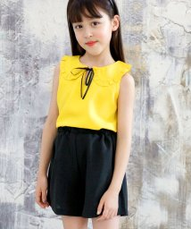 子供服Bee/セットアップ(ノースリーブトップス&ショートパンツ)/503354028