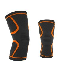 BACKYARD/3D立体編み膝サポーター/503354461