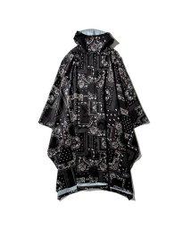 BACKYARD/キウ KiU レイン ポンチョ RAIN PONCHO <MIGHTY> マイティー/503354479