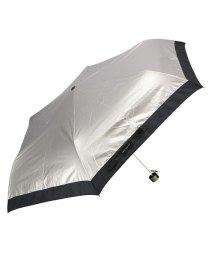 BACKYARD/Natural basic メンズ 完全遮光 日傘 折りたたみ傘 60cm/503354695