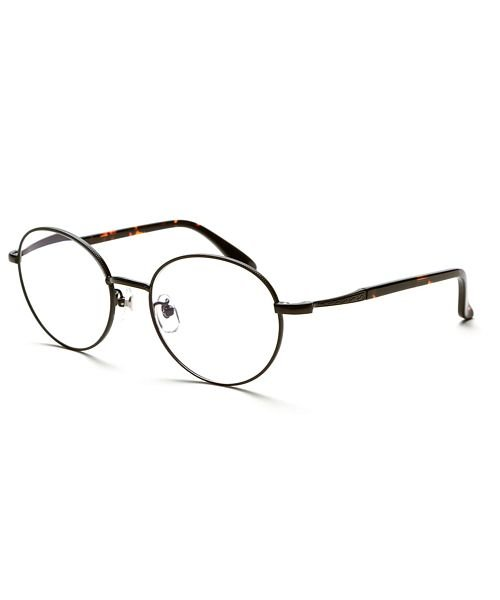 バックヤードファミリー ピントグラス ユニセックス ブラック 老眼鏡 【BACKYARD FAMILY】