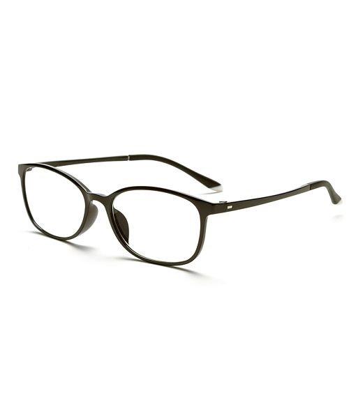 バックヤードファミリー ピントグラス ユニセックス ブラック系4 老眼鏡 【BACKYARD FAMILY】