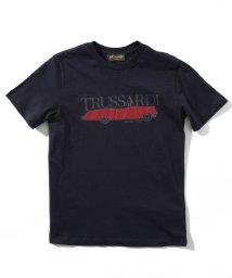 TRUSSARDI/TRUSSARDI(トラサルディ) Kids & Junior ブランドロゴプリントTシャツ/カットソー/503356189