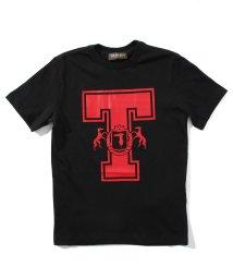 TRUSSARDI/TRUSSARDI(トラサルディ) Kids & Junior プリントTシャツ/カットソー【正規輸入品】/503356191