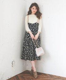 Noela/フラワーダルメサス付スカート/503356357