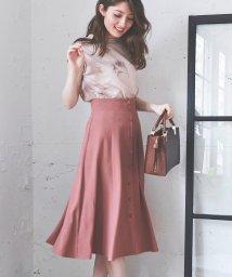 Noela/フロントボタンマーメイドスカート/503356359