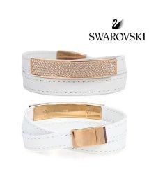 SWAROVSKI/スワロフスキー SWAROVSKI ブレスレット レディース VIO ホワイト 5134617/503018187