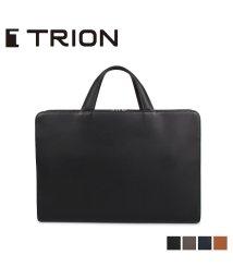 TRION/トライオン TRION バッグ ビジネスバッグ ブリーフケース メンズ DOCUMENT ブラック ダーク グレー ネイビー ダーク ブラウン 黒 SA227 /503018290