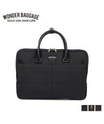 WONDERBAGGAGE/ワンダーバゲージ WONDER BAGGAGE バッグ ビジネスバッグ ブリーフケース グッドマンズ メンズ GOODMANS SMALL BRIEF BAG /503018573