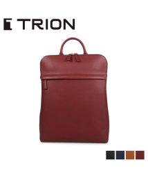 TRION/トライオン TRION リュック バッグ バックパック メンズ DOCUMENT ブラック ダーク グレー ネイビー ワイン レッド 黒 SA226 [12/2/503018603