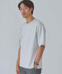 green label relaxing/デオセル ダブルフェイス クルーネック 半袖 Tシャツ < 機能性 / 吸水速乾 ・ 消臭 >/503331843