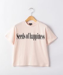 green label relaxing (Kids)/【キッズ】GLR Seeds プリントTシャツ/503345355