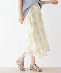 pink adobe/タイダイプリントフレアスカート/503358089