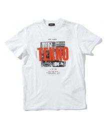 DIESEL/DIESEL(ディーゼル)Kids & Junior プリント半袖Tシャツ/カットソー/503358192