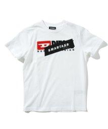DIESEL/DIESEL(ディーゼル)Kids & Junior プリント半袖Tシャツ/カットソー【正規輸入品】/503358208