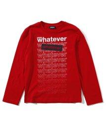 DIESEL/DIESEL(ディーゼル)Kids & Junior ロングTシャツ/ロンT/カットソー【正規輸入品】/503358211