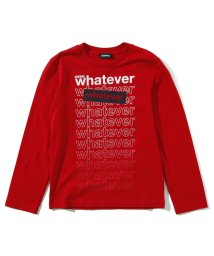 DIESEL/DIESEL(ディーゼル)Kids & Junior ロングTシャツ/ロンT/カットソー/503358211