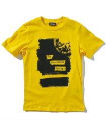 DIESEL/DIESEL(ディーゼル) Kids & Junior Tシャツ/コットン/カットソー/503358217